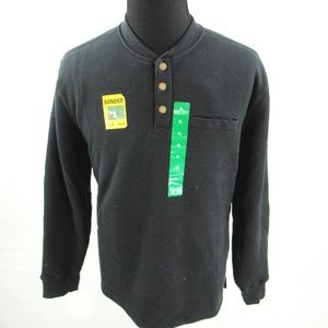 Stanley Sherpa Lined Henley Shirt